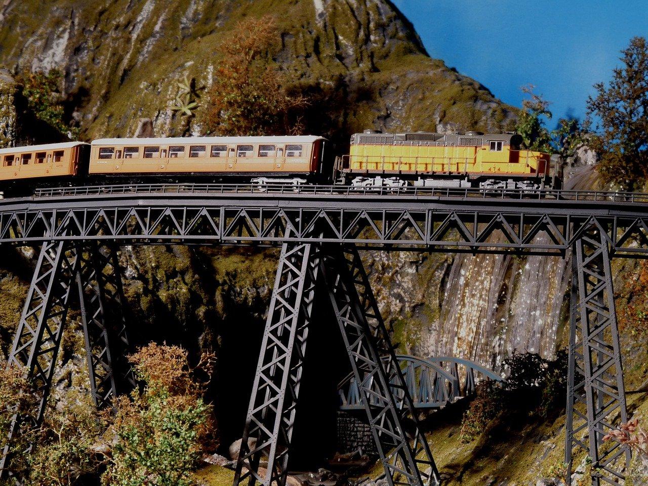 アンデス鉄道