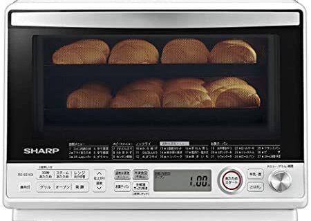 Sharp Microwave Oven RE-SS10-XW